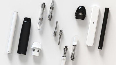 CCELL cartridges with upgraded 316L stainless steel core component