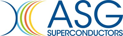 ASG Superconductors logo