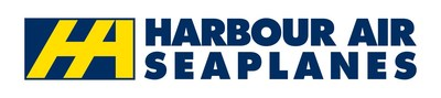 Harbour Air logo.