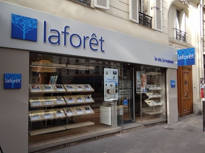 Boutique Laforêt immobilier