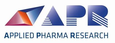 APR Applied Pharma Research Logo