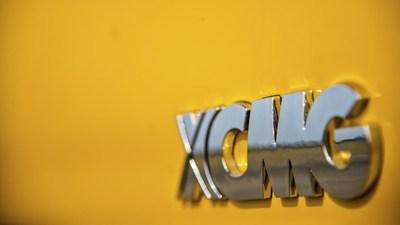 XCMG publica su informe de resultados del primer trimestre de 2021, que alcanza cifras récord en un único trimestre con un aumento interanual de 80,40% en los ingresos operativos. (PRNewsfoto/XCMG)