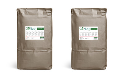 Two key product ranges from GoNutri - GoNutri Energy provides highly concentrated energy sources for ruminants, while GoNutri Protect improves the gut health of swine and poultry.