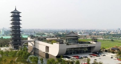 Yangzhou China Grand Canal Museum officially Opens